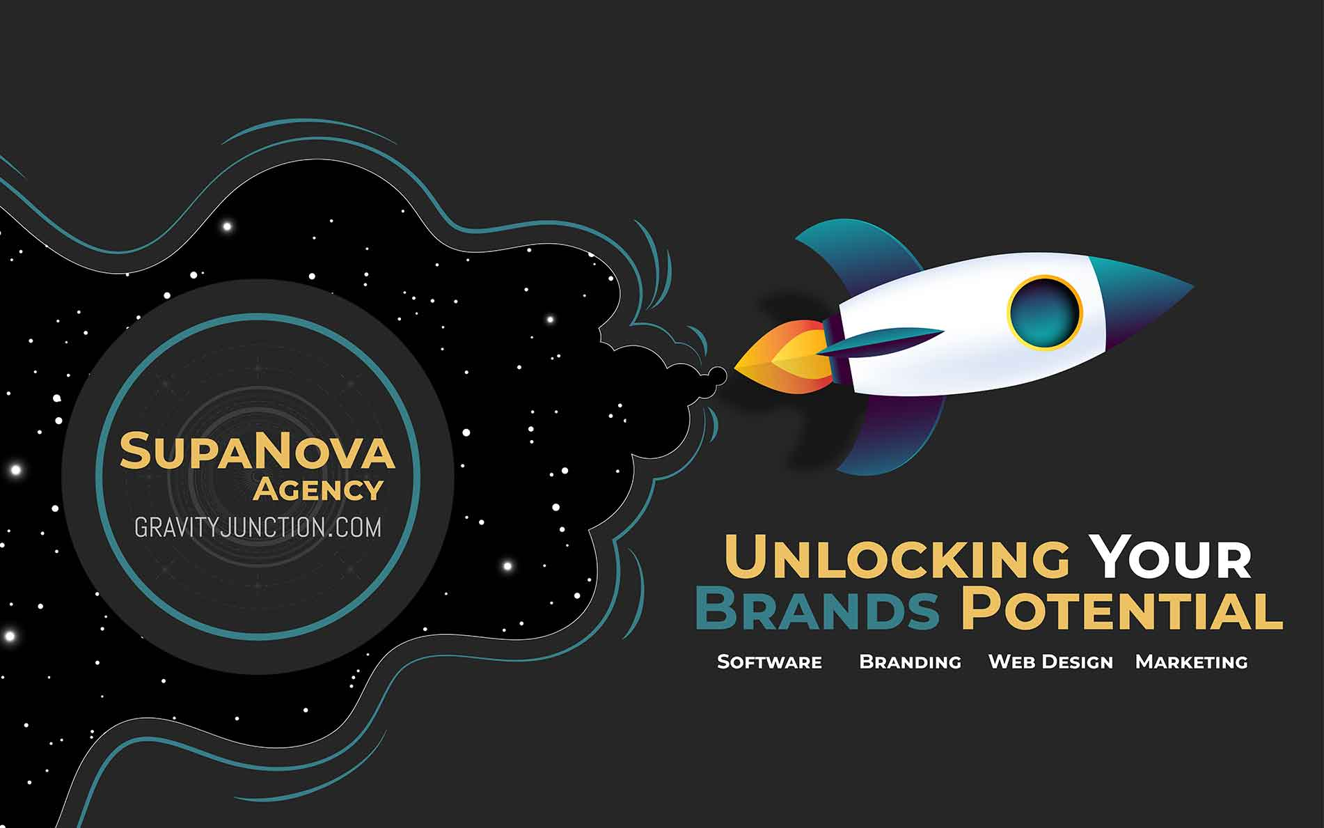 Launching Gravity Junction: Your Full Scale Marketing SupaNova Agency