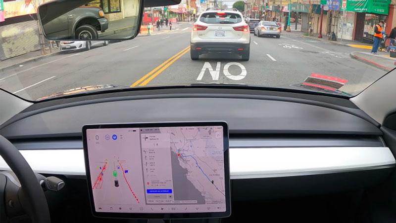 tesla-self-driving-cars