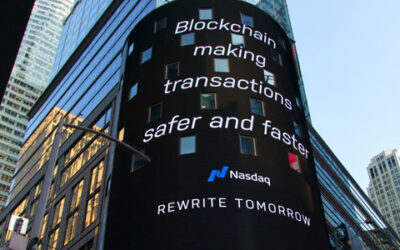 The Blockchain is Changing the Way People Do Business